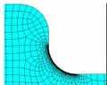 应力集中问题的考察--倒圆角情况
