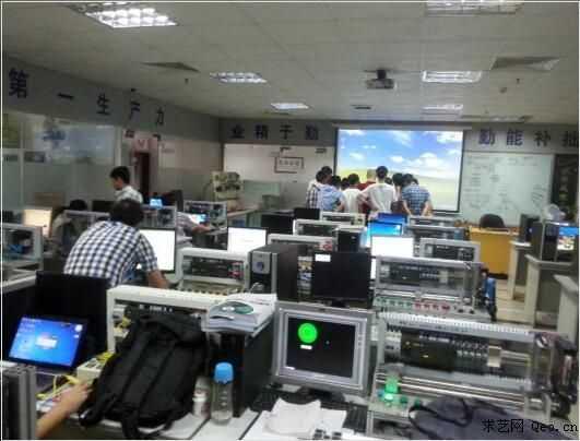 东莞三菱FX系列培训班-中培专业培训三菱PLC,中培PLC实战学校