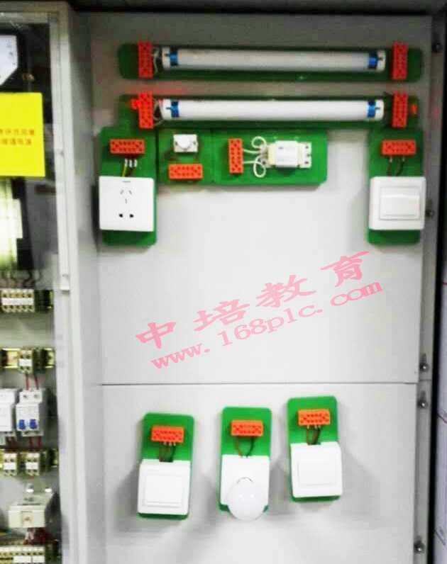 东莞电工考证楼梯灯图