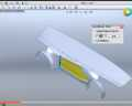 solidworks曲面设计视频-solidworks曲面设计宝马车外形视频(3) (890播放)