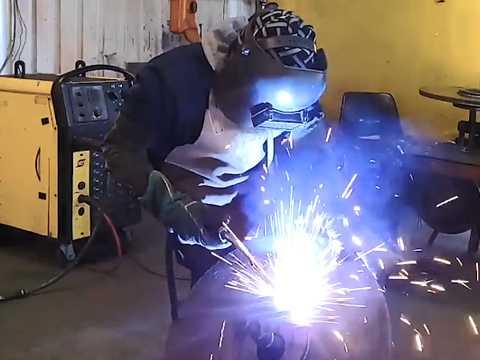中堂焊工证在哪办理_中堂焊工证在哪办理培训操作步骤(连接板点焊法为例)