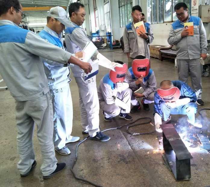 茶山焊工培训_茶山焊工培训MIG焊接法原理